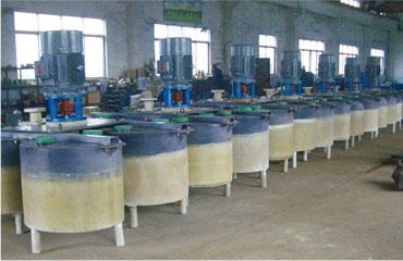 浮筒式液下泵在生产过程中