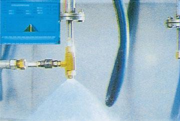 喷嘴流量流速测试系统